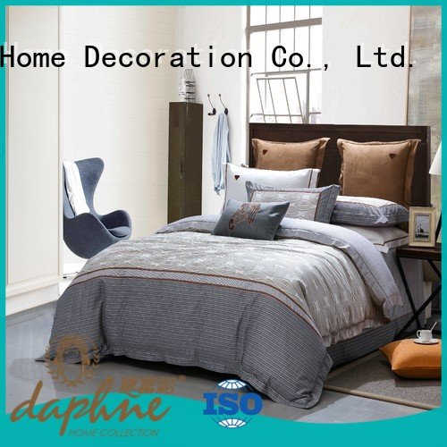 sophisticated bed colored Cotton Bedding Sets Daphne