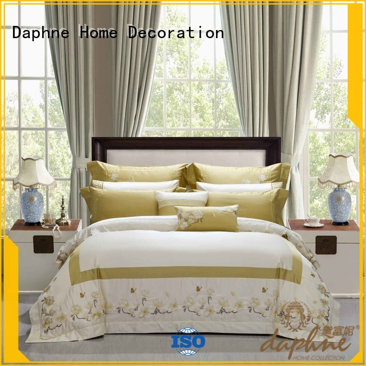 Daphne Brand stylish Cotton Bedding Sets vivid factory