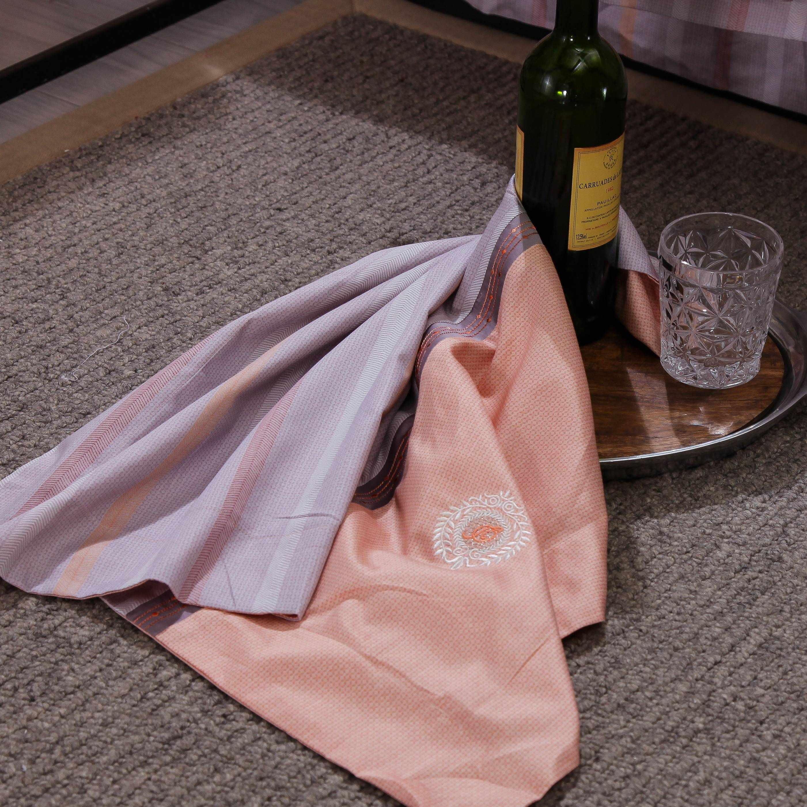 Soft Long-staple Cotton Bed Linen 6887