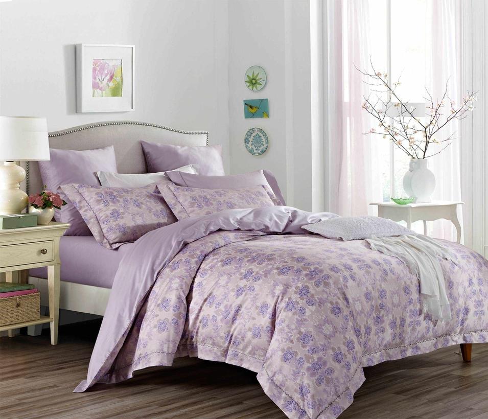Lush Floral Pattern Bedding Set 100% Cotton 171095