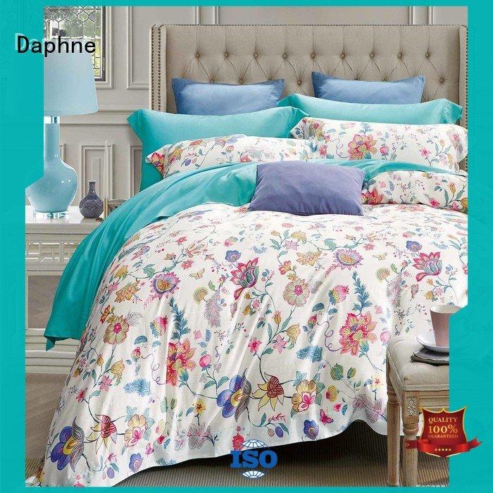 Daphne Brand world paisley fabric organic comforter