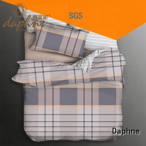 Daphne elegant Cotton Bedding Sets duvet embroidery