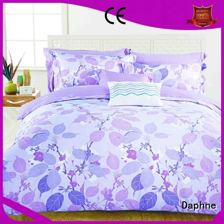 Daphne Brand longstaple 100 cotton bedding sets printing 300tc