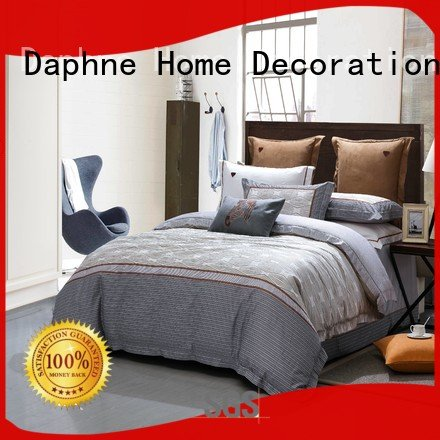 Daphne Brand bedroom printed Cotton Bedding Sets stylish comfortable