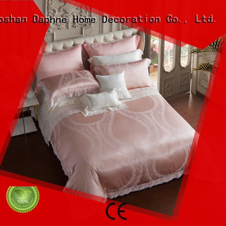 pattern rayon Daphne Jacquard Bedding Set