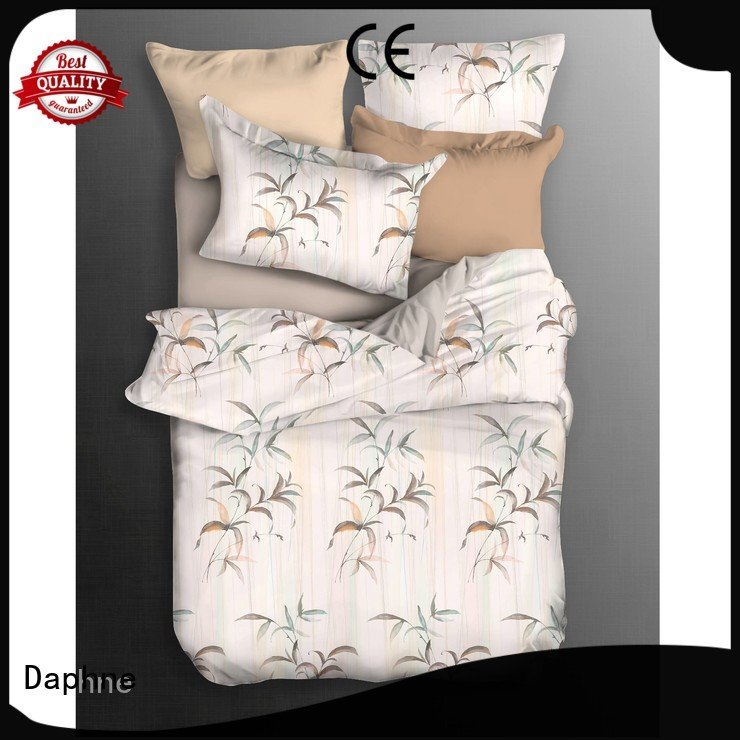 Wholesale bedding cover organic comforter Daphne Brand