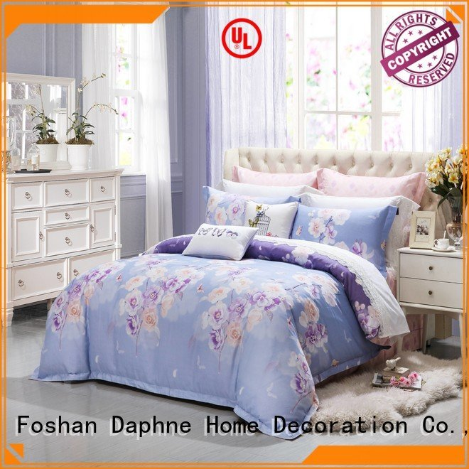 Hot 100 cotton bedding sets elegant longstaple linen Daphne Brand