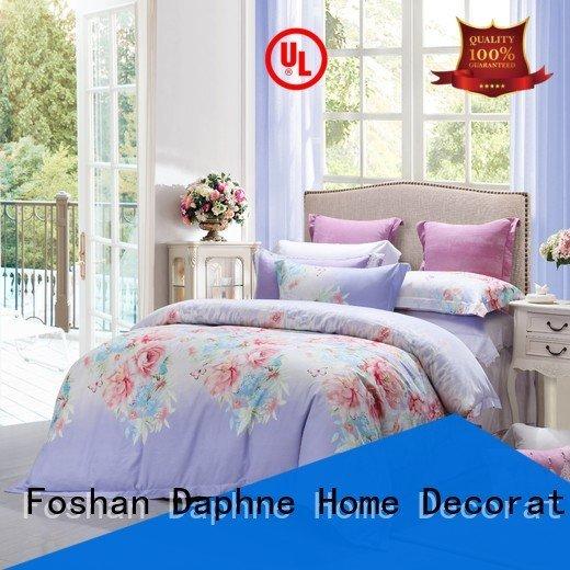 Wholesale daphne sheet Cotton Bedding Sets Daphne Brand