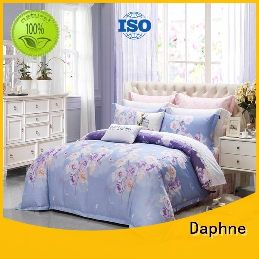 comfortable daphne elegant OEM Cotton Bedding Sets Daphne