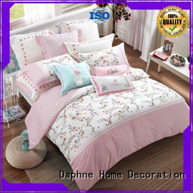 Daphne Brand magnolia digital plaid 100 cotton bedding sets