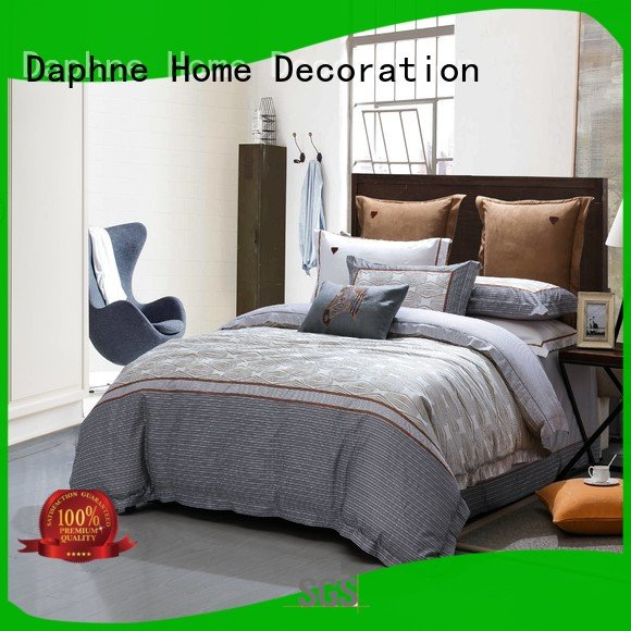 Daphne Brand soft 100 cotton bedding sets joint patterns