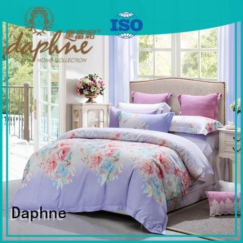 100 cotton bedding sets comfortable gorgeous Warranty Daphne