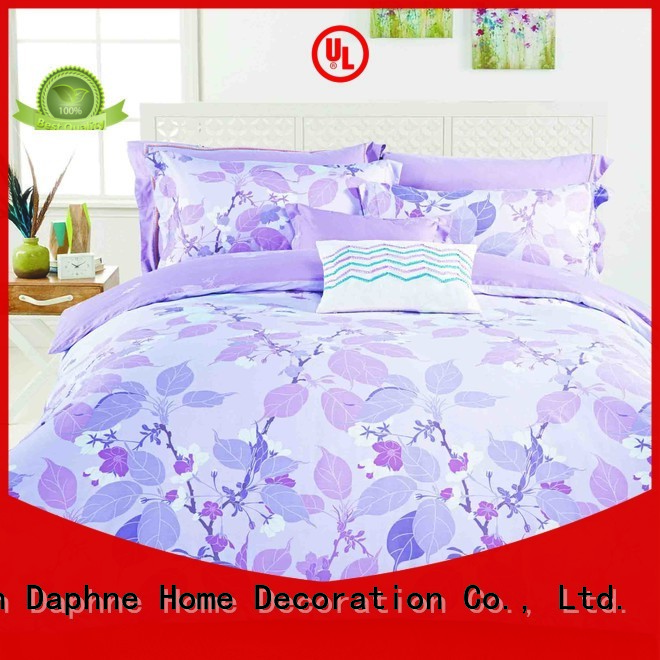 Daphne fashionable duvet Cotton Bedding Sets elegant lovely