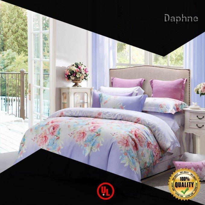 gorgeous duvet vividly brushed Daphne Cotton Bedding Sets