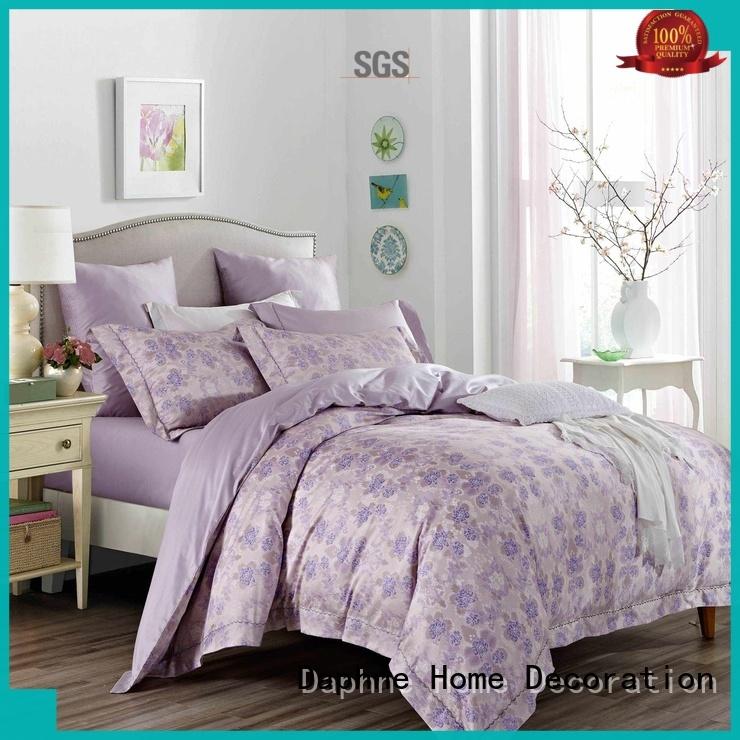 Daphne Brand sheet Cotton Bedding Sets bedding factory