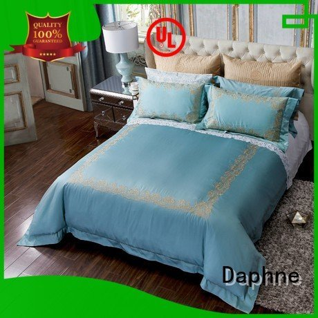longstaple Solid Color Bedding cotton solid Daphne