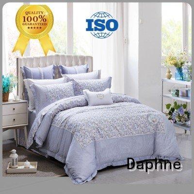 longstaple pattern design Cotton Bedding Sets Daphne
