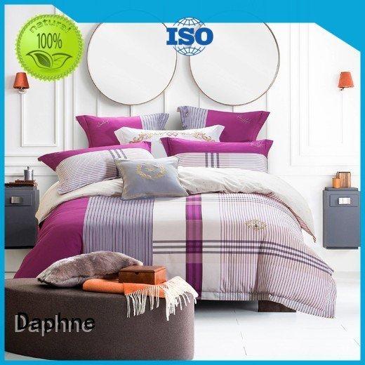 pattern adorable comfortable joint Daphne 100 cotton bedding sets