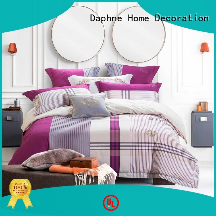 high adorable 100 cotton bedding sets linen Daphne company