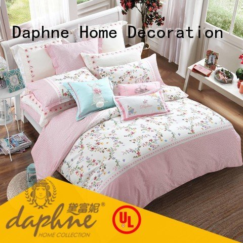 daphne longstaple Cotton Bedding Sets designed Daphne