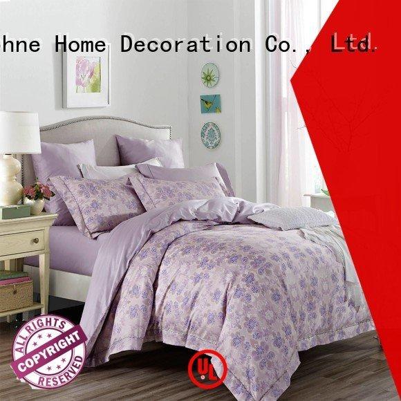 modal sheets printed fabric organic comforter Daphne Brand