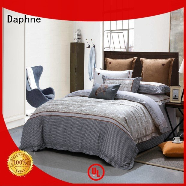 Hot 100 cotton bedding sets patterns printed floral Daphne Brand