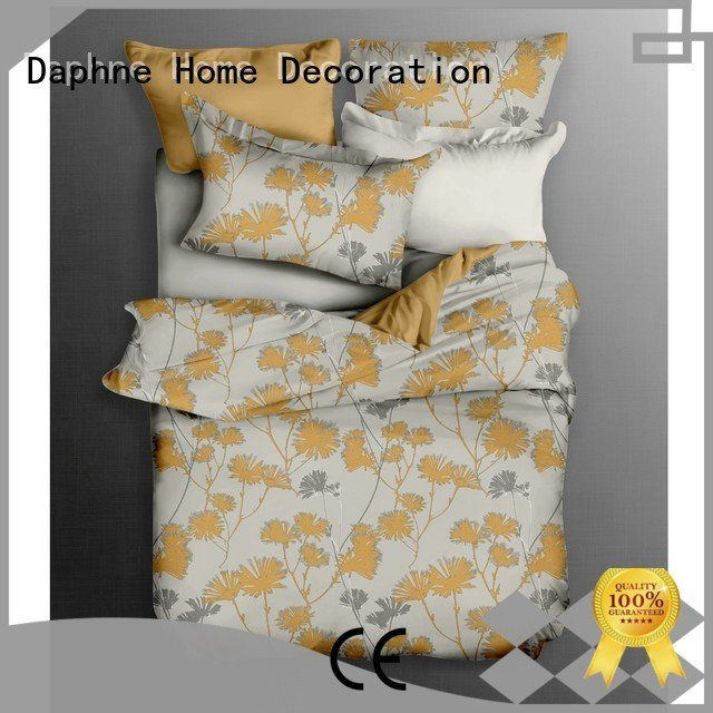 100 cotton bedding sets pattern Cotton Bedding Sets embroidery Daphne