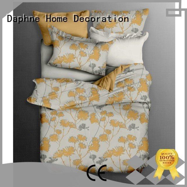 100 cotton bedding sets pattern Cotton Bedding Sets embroidery Daphne