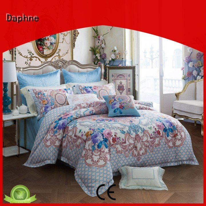 Daphne 100 cotton bedding sets attractive set blossom