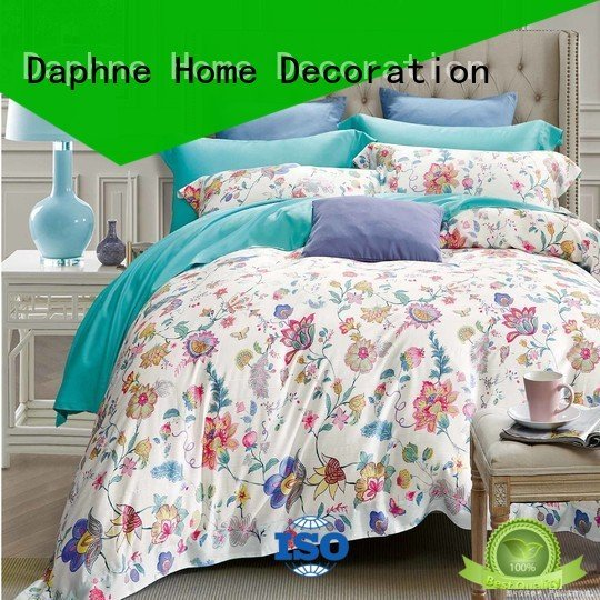 Hot modal sheets duvet organic comforter cotton Daphne