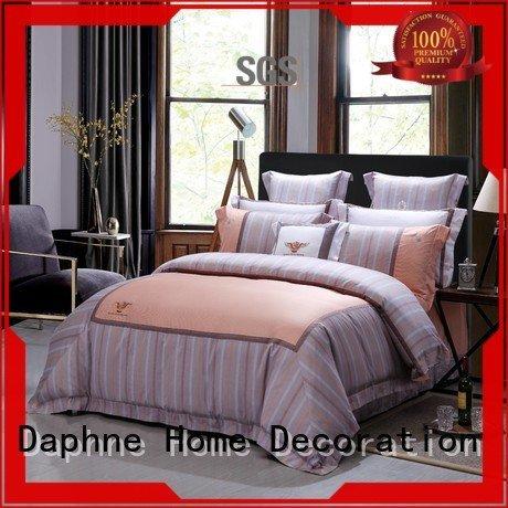 Daphne gorgeous brushed Cotton Bedding Sets fashionable vivid