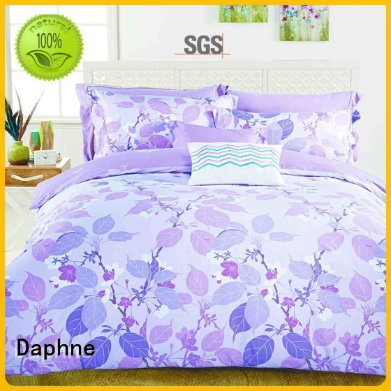 Daphne Cotton Bedding Sets vivid adorable duvet patterned