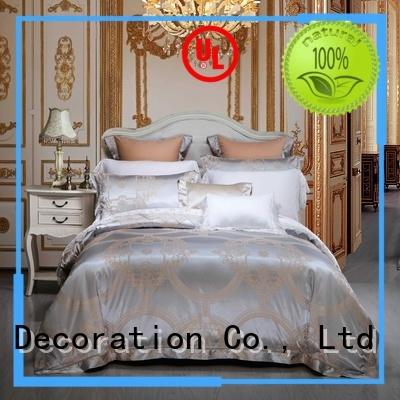 elegant rayon desings Daphne Brand Jacquard Bedding Set