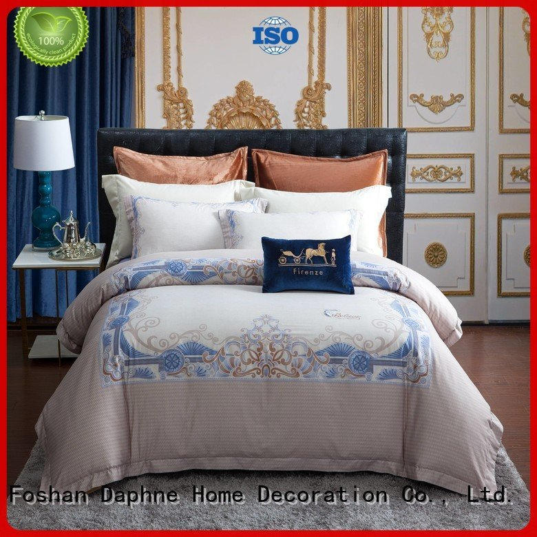 Hot 100 cotton bedding sets print Cotton Bedding Sets bed Daphne