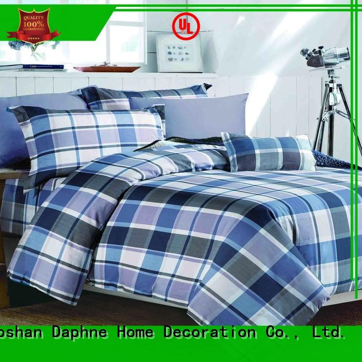 Daphne Cotton Bedding Sets soft print designed pure