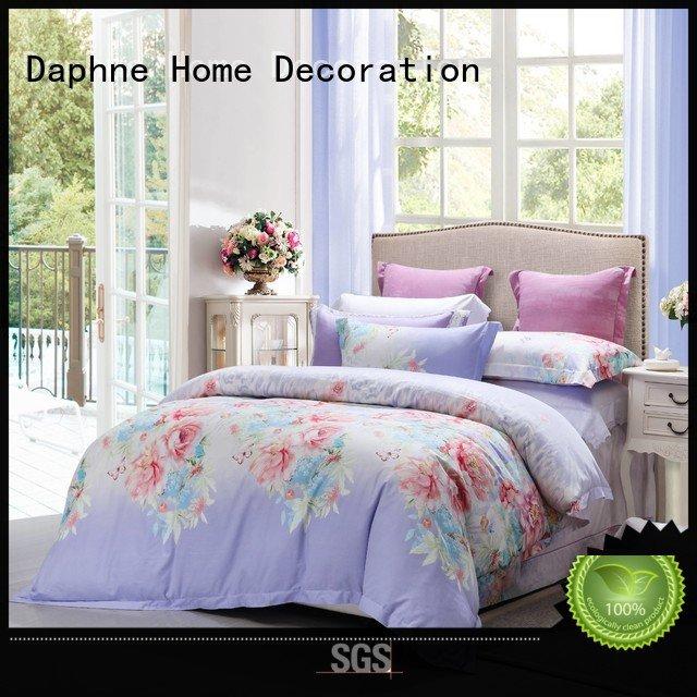 longstaple pattern prints Daphne Cotton Bedding Sets