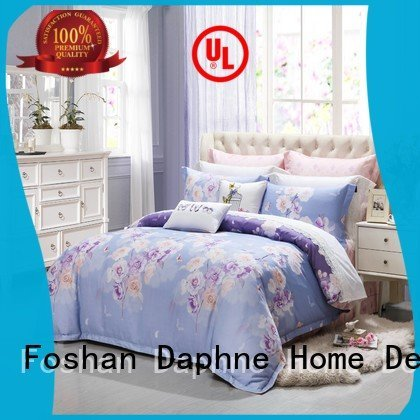 100 cotton bedding sets printing magnolia 300tc design