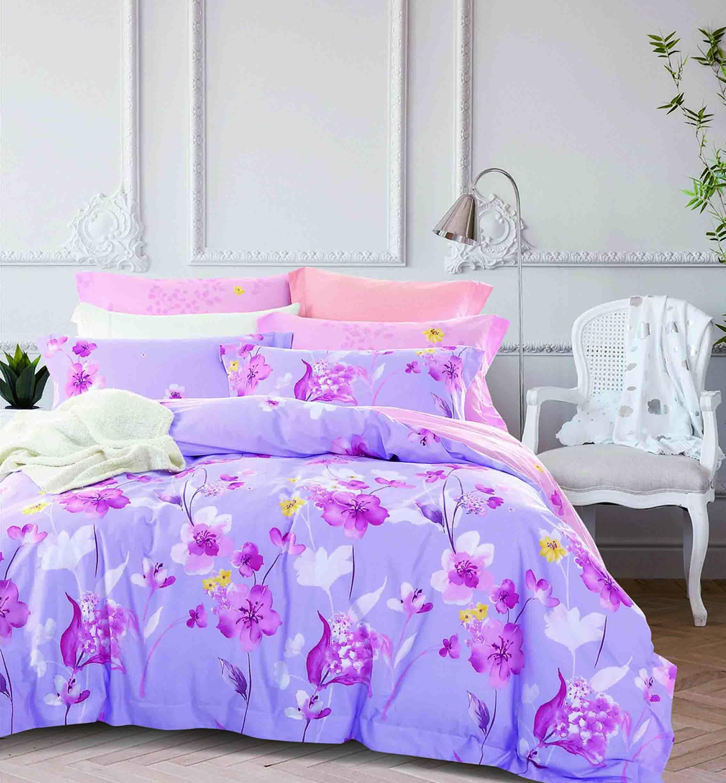 Cotton printed bedding set  #161435
