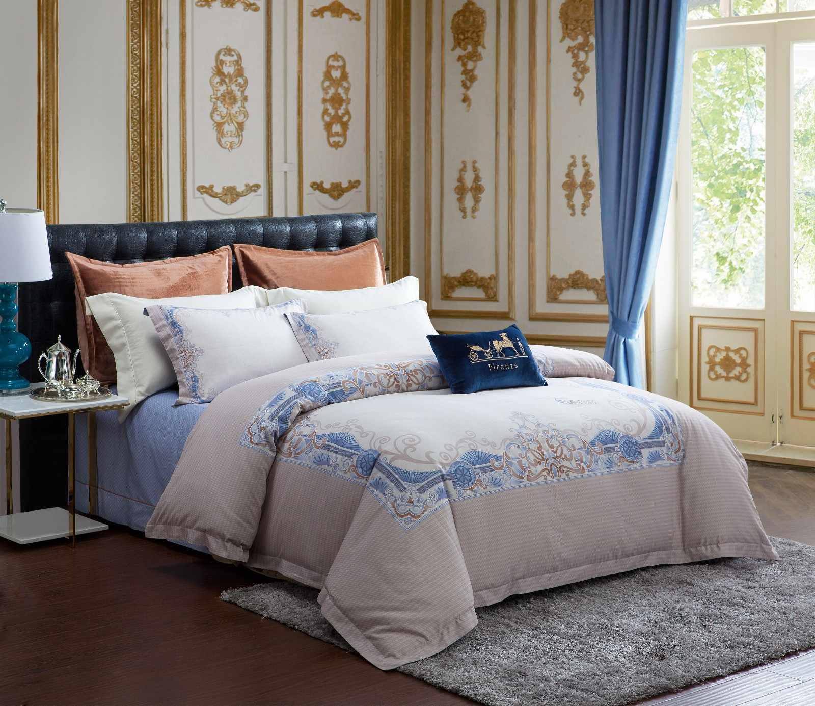Daphne Cotton Bedding Sets peony fashionable magnolia comfortable
