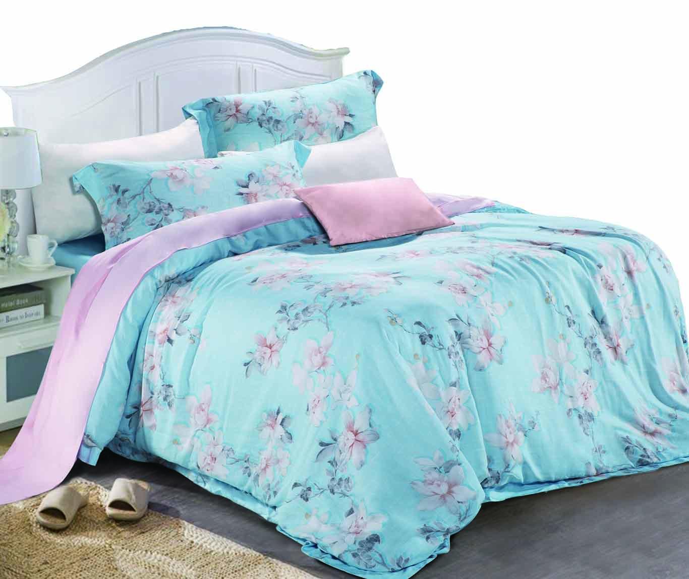 OEM modal sheets garden cup duver organic comforter