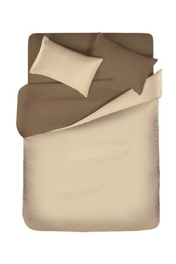 Damask Solid 500 Thread Count Duvet Cover DD6432