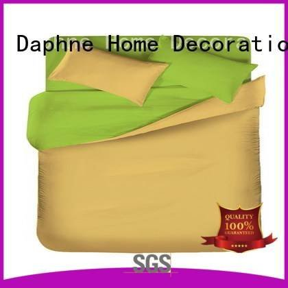 count home Daphne Solid Color Bedding