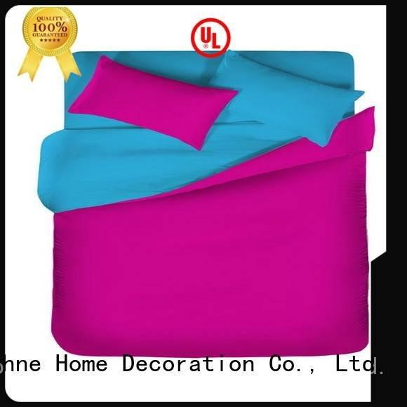 colorful set modern Solid Color Bedding Daphne