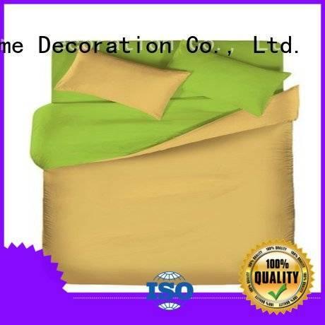 Quality Daphne Brand linen bedding sets style