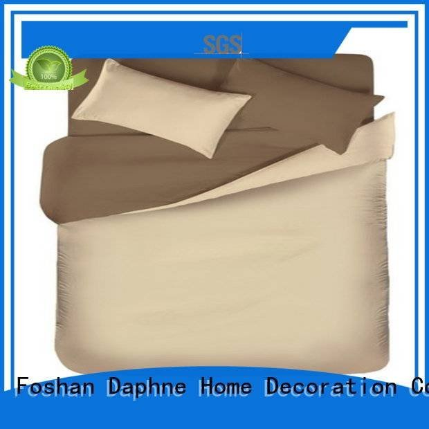linen bedding sets home cover simple damask Bulk Buy