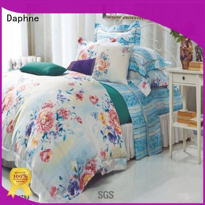 modal classic peach Daphne organic comforter