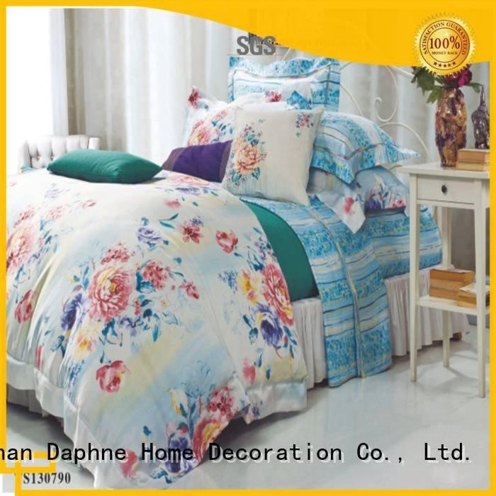 modal sheets prairie prints OEM organic comforter Daphne