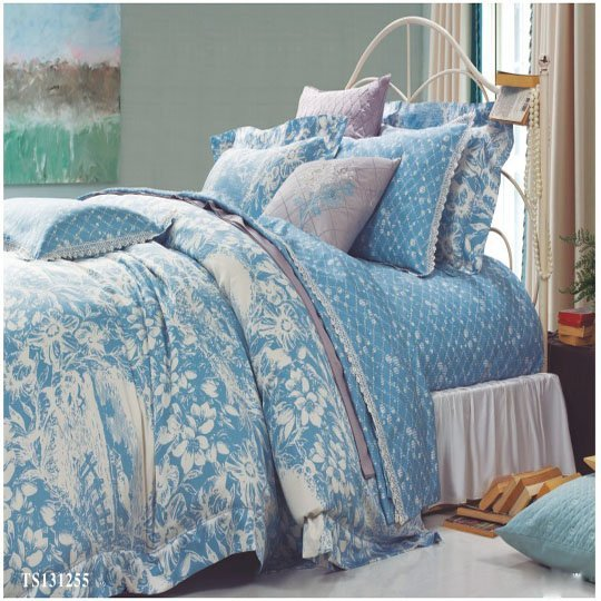 Prairie and Flower  Bedding Set#131255