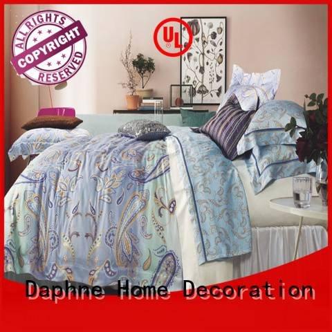Wholesale healthy blossom organic comforter Daphne Brand