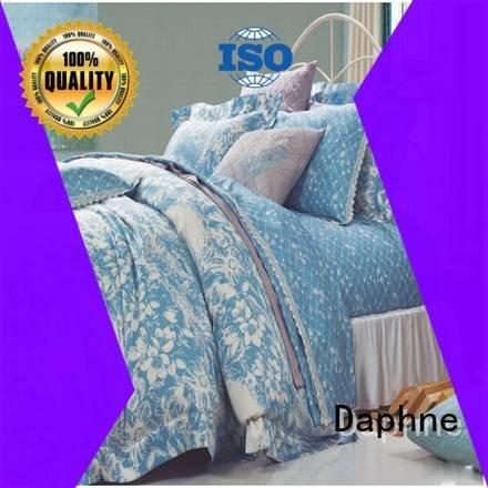 Daphne Brand floral reactive duver modal sheets